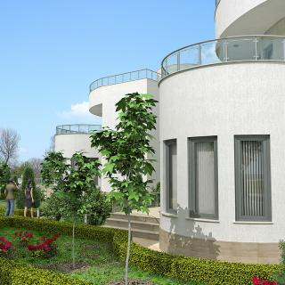 Еднофамилни жилищни сгради в с.Божурец, гр.Каварна