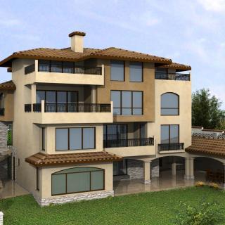 Пристройка, надстройка и реконструкция на жилищна сграда във Вилна зона, Варна